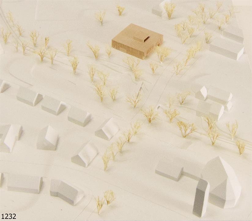 Anerkennung_Glück+Partner+Glück Landschaftsarchitektur_Modellfoto