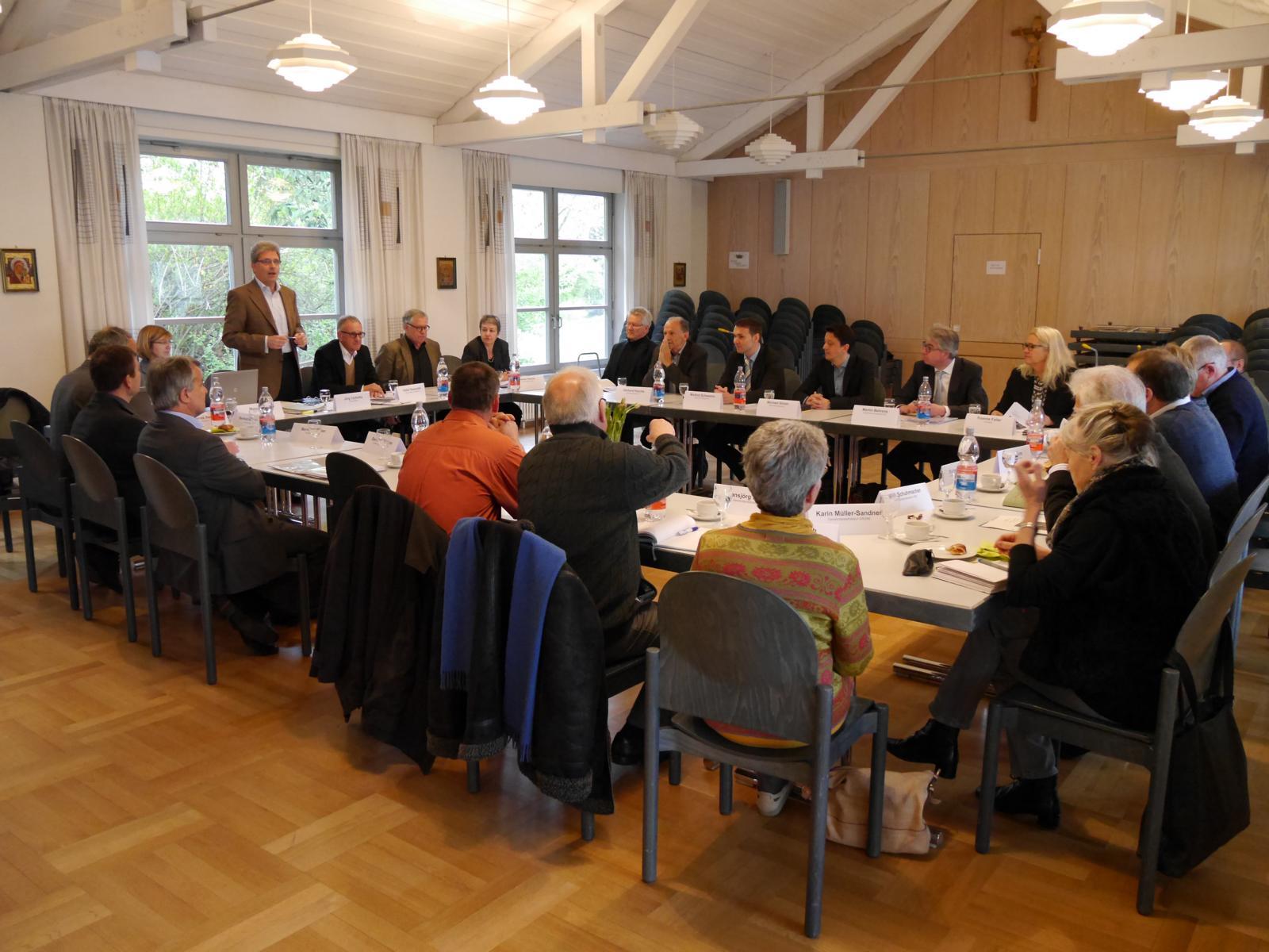 Sitzung Beurteilungsgremium