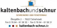 Logo Kaltenbach und Schnur