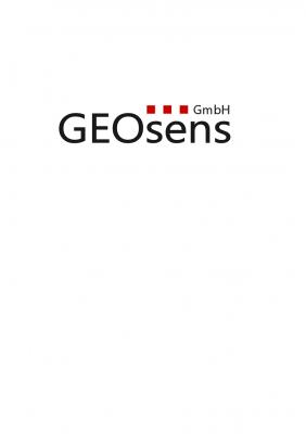 Logo GEOsens GmbH
